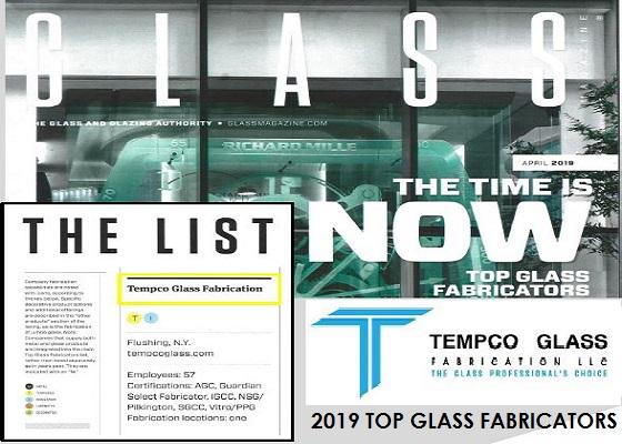 TEMPCO GLASS